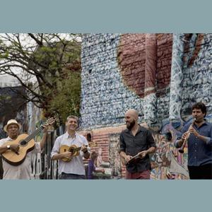 <center>Quarteto Roda de Choro</center>