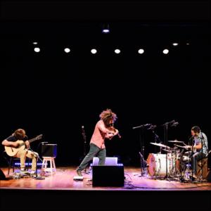 <center>Ricardo Herz Trio</center>